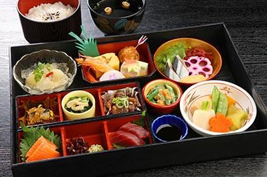ランチ和食「くすのき」2