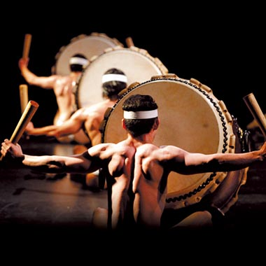 鼓童新歌舞伎座