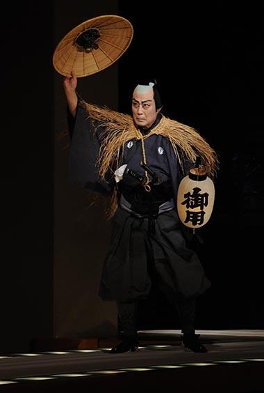 3月歌舞伎写真国立劇場