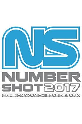 NUMBER SHOT 2017_ロゴ]トリ