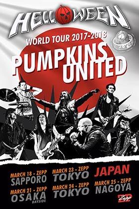 Japan-Tour-HelloweenJapan-Tour-Helloweendハロウィンsdハロウィン