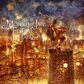 Montreux Jazz Festival Japan 2017diskf