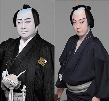 3月歌舞伎スチール(中村鴈治郎1)