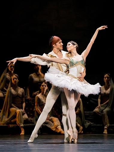 ウィーン国立バレエ団2018