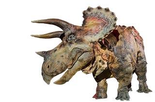 恐竜切り抜き大