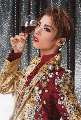 宝塚花組明日海(Santé!! 最高級ワインをあなたに~)博多座 (2)s