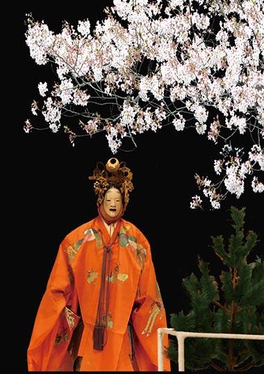 第27回 奉納 靖國神社 夜桜能