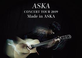 ASKA CONCERT TOUR 2019