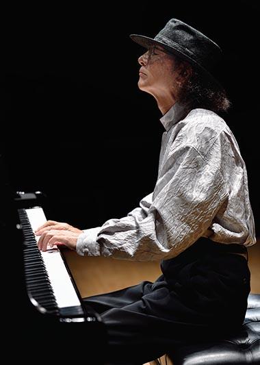 加古隆コンサート2019 ―ピアノと私―