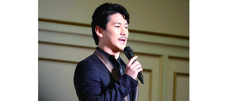 レ・ミゼラブルキャスト小野田龍之介