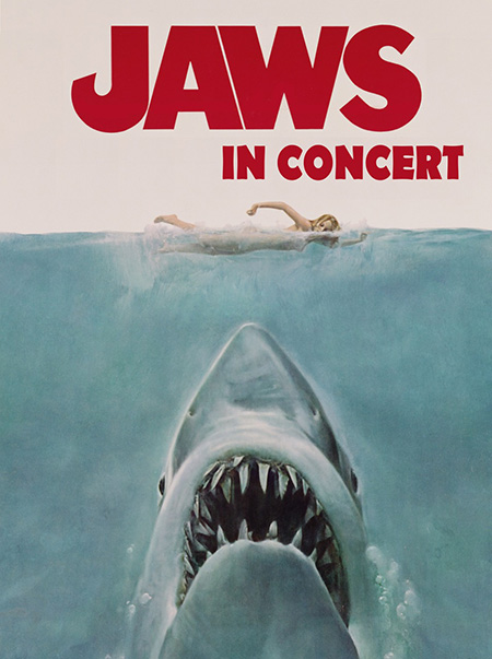 キョードー東京_ジョーズJaws in Concert poster cutout JPEG_450