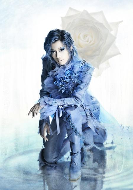 花組『フェアリーテイルA Fairy Tale 青い薔薇の精』Photographer 野波 浩450