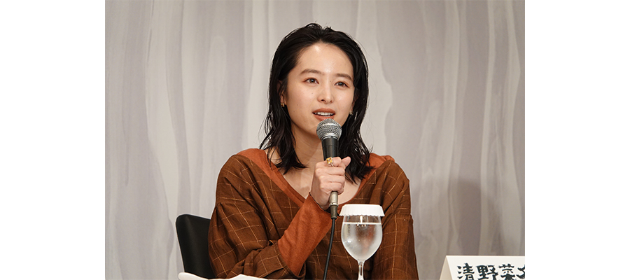 劇団新幹線_制作発表_清野菜名