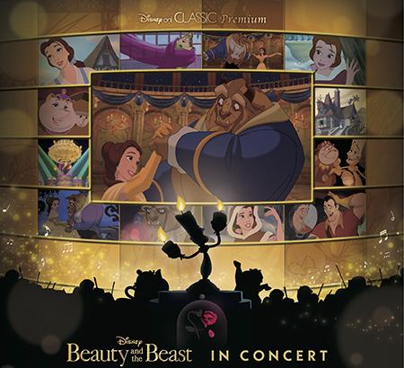 キョードー東京_美女と野獣Presentation licensed by Disney Concerts. (c) Disney(c)2019 Disney450