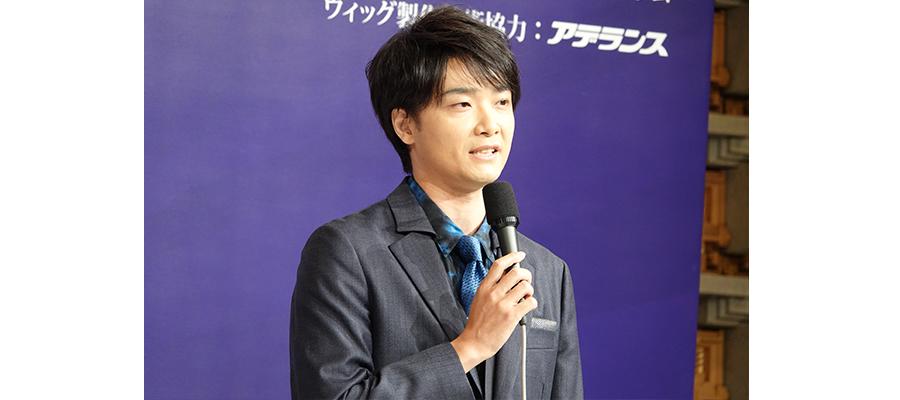 エリザベート_制作発表井上芳雄