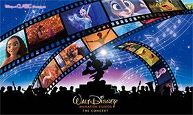 """サンライズ_ウォルト・ディズニー・アニメーション・スタジオ""""ザ・コンサート""""WdasTheConcert_MainVisual_1280x768 (1)_Presentation licensed by Disney Concerts ©Disney280"""