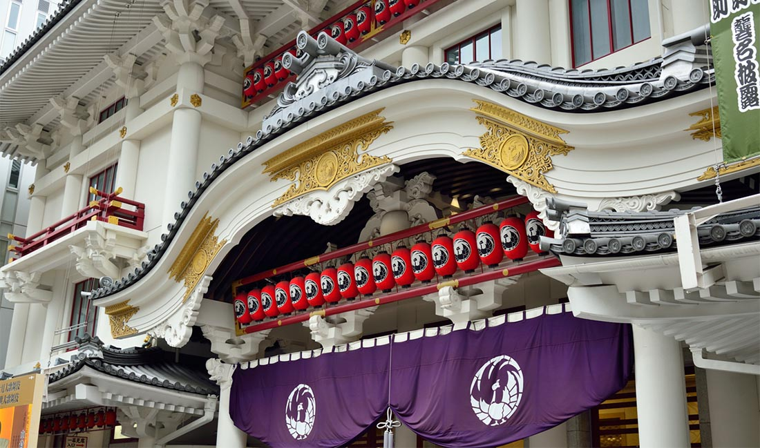 ■《歌舞伎を楽しむ》観劇だけではもったいない!歌舞伎座を隅から隅までご案内