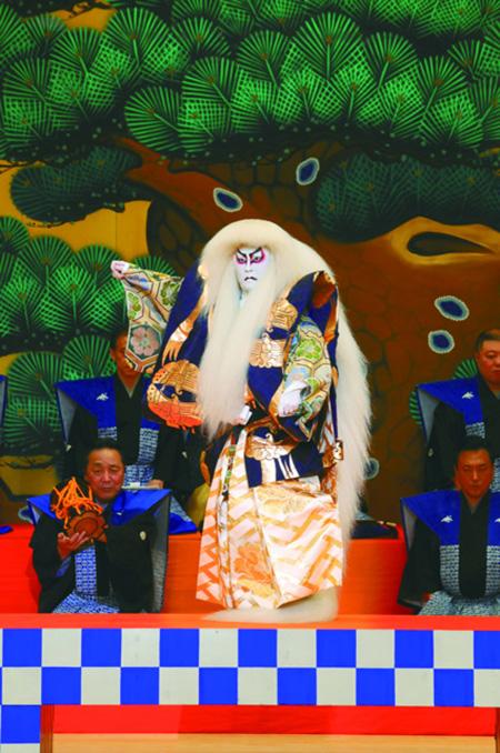 キョードー大阪_伝統芸能 華の舞©松竹450