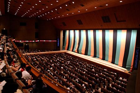 国立劇場_歌舞伎鑑賞教室_450