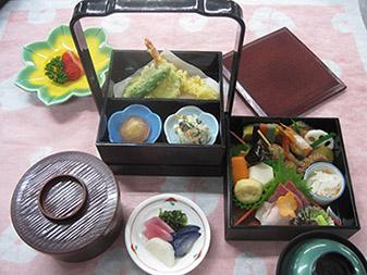 博多座_花幸_レストラン食事_芝居茶屋膳2
